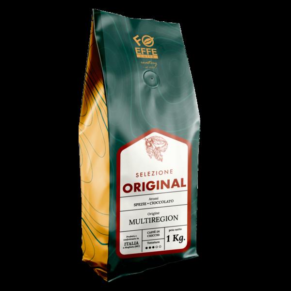 Caffè in grani per bar e ristoranti selezione Original Effe Caffè