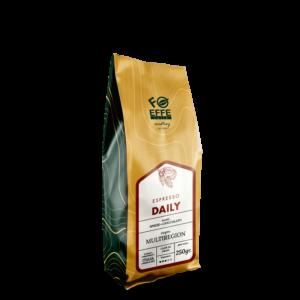 Caffè macinato per espresso quotidiano