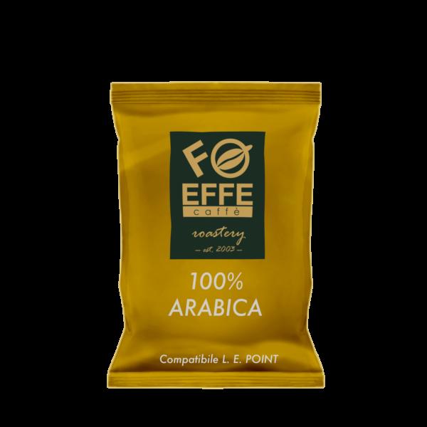 caffè 100% arabica in capsule compatibili con sistema Lavazza Espresso Point