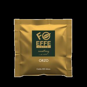 Cialde Orzo naturale. Micro torrefazione artigianale Effe Caffè