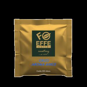 Cialde orzo aromatizzate all'anice. Micro torrefazione artigianale Effe Caffè